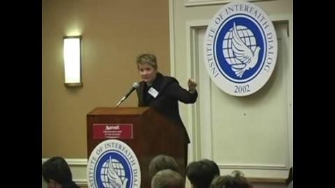 Om Fethullah Gülen-bevegelsen: Dr. Jill Carroll